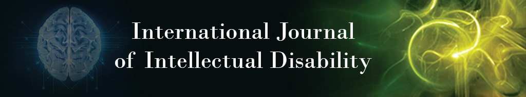 International Journal of Intellectual Disability