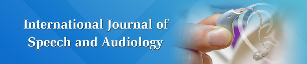 International Journal of Speech and Audiology