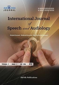 International Journal of Speech and Audiology